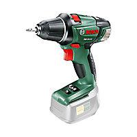 Perceuse visseuse sans fil Bosch POWER4ALL PSR18LI-2 (sans batterie)