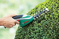Sculpte-haie/Taille-herbes sans fil sur batterie 3,6V Bosch Isio 3 (avec batterie et chargeur)