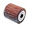 Rouleau à lamelles ø60 mm BOSCH - Grain 80