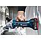 Meuleuse BOSCH bleu sans fil 18V-4Ah / 125 mm GWS18-125 V-LI