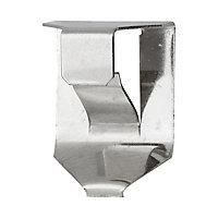 6 pinces-clip N°2 - 6-9 mm