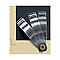 4 tournettes à visser LE CROCHET FRANCAIS 50 mm