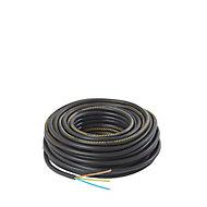 Câble électrique U1000R2V 3x2,5mm² - 25m