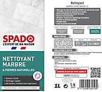 Nettoyant marbre & sol brillant SPADO 1 L