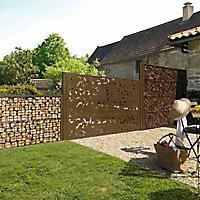 Lisse de finition Dirickx Cottage marron 8019