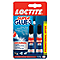 Colle Superglue-3 LOCTITE Lot de 2 tubes Universel 3g