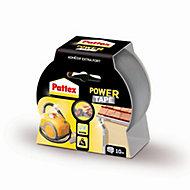 Adhésif de réparation Pattex Power Tape gris, 10 m