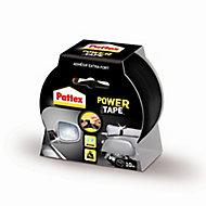 Adhésif de réparation Pattex Power Tape noir, 10 m