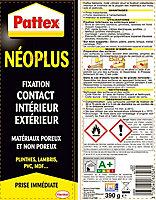 Lot de 3 cartouches Neoplus 345g