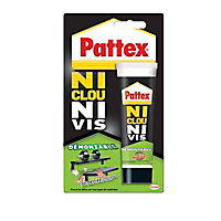 Pattex Colle Ni Clou Ni Vis Démontable tube 100 g