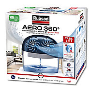 Absorbeur d'humidité Rubson Aero 360° 40m²