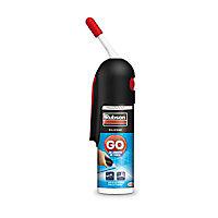 Rubson Mastic sanitaire Go Je Jointe aérosol 100 ml translucide