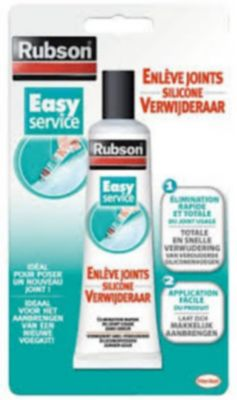 Enlève joints silicone Rubson Easy Service 80ml