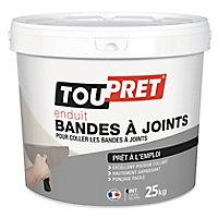 Enduit bande à joint prêt à l'emploi Toupret 25kg