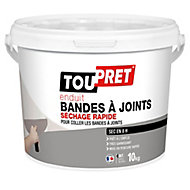 Enduit bande à joint rapide prêt à l'emploi Toupret 10kg