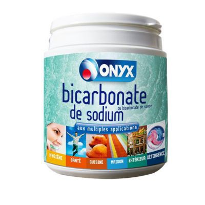 bicarbonate de sodium onyx 500g castorama. Black Bedroom Furniture Sets. Home Design Ideas
