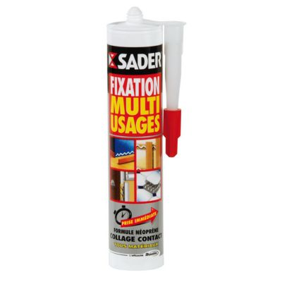 Mastic Multi Usage Sader 310Ml | Castorama