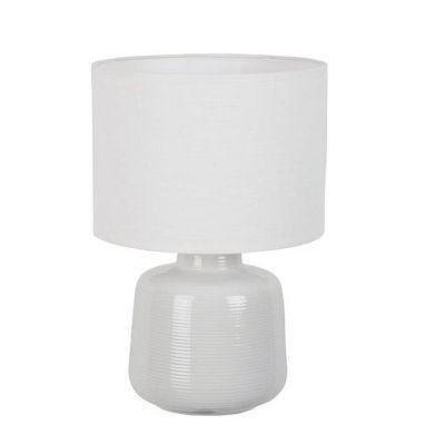 Lampe à poser corep eclair blanc
