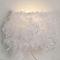 Applique COREP Kokot blanche à plumes
