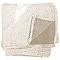 Plaid Ziggy beige 130 x 160 cm