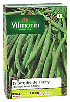 Graines de Haricot Nain Triomphe Farcy Vilmorin