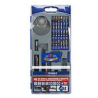 Tournevis pour smartphone Tivoly - 32 pièces