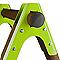 Portique bois et métal Amca Helio balançoires et toboggan