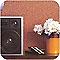 4 dalles de liège LIEGEDECOR acoustique - 50 x 50 cm ép.10 mm