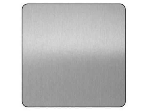 Tole Granitee Aluminium Brut 1000 X 500 Mm Castorama