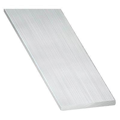 Plat Aluminium Brut 35 X 2 Mm 2 M Castorama