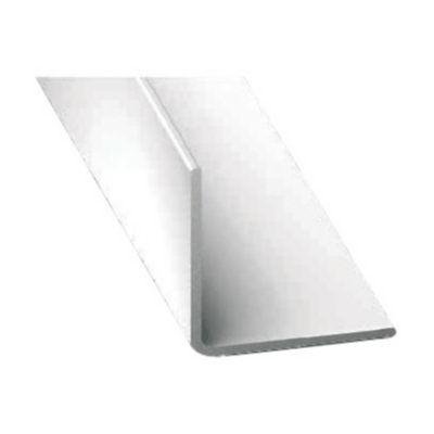 Cornière Pvc Blanc 10 X 10 Mm L26 M Castorama