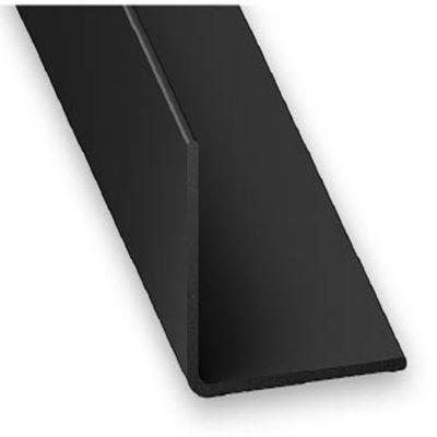 corni re pvc noir 20 x 20 mm 2 60 m castorama. Black Bedroom Furniture Sets. Home Design Ideas