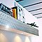 Tôle aluminium damier brut 500 x 250 mm