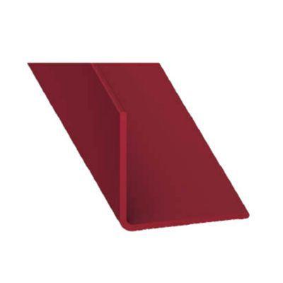 corni re pvc rouge 20 x 20 mm 2 m castorama. Black Bedroom Furniture Sets. Home Design Ideas