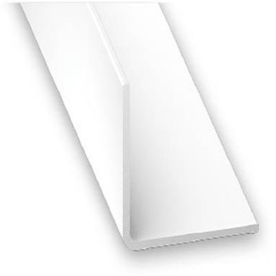 Corniere Pvc Blanc 30 X 30 Mm 2 60 M Castorama