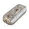 Interrupteur à bascule bipolaire TIBELEC 6A 250V transparent