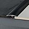 Barre de seuil multiniveaux Décor bois Chêne Noir 41x270 cm