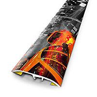Barre de seuil universelle New York 37x83 cm