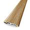 Seuil universel DINAC aluminium décor chêne fauve 37/83 cm