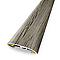 Barre de seuil universelle 3M métal Pecan 83 x 3,7 cm