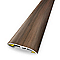 Barre de seuil universelle noyer amerique 37x83 cm