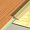 Seuil multiniveau adhésif DINAC inox 30/83 cm