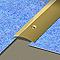 Seuil à visser 1ER PRIX acier laiton 30/73 cm