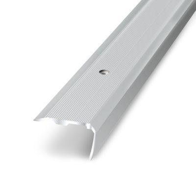 nez de marche visser aluminium 36 18 mm l 1 7 m castorama. Black Bedroom Furniture Sets. Home Design Ideas