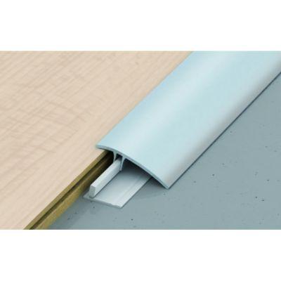 seuil multiniveau 2 en 1 3m aluminium 41 93 cm castorama. Black Bedroom Furniture Sets. Home Design Ideas