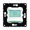 Mécanisme interrupteur automatique Blanc Espace