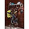 Range-vélos mural 5 vélos