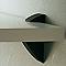Equerre plastique noir Express 18 mm