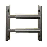 Barre de sécurité 55/103 cm Mottez pour fenêtre 26/39 cm