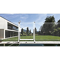 Portillon Aquaplace blanc h.1,40 x 1 m
